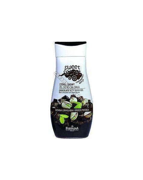 FARMONA Farmona sweet secret - czekoladowy żel do mycia ciała 225 ml