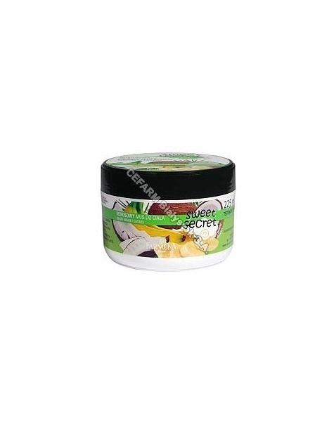 FARMONA Farmona sweet secret - kokosowy mus do ciała 225 ml