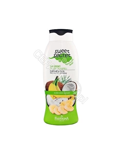 FARMONA Farmona sweet secret - kokosowy olejek do kąpieli 500 ml