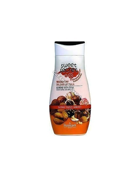 FARMONA Farmona sweet secret - migdałowy balsam do ciała 225 ml