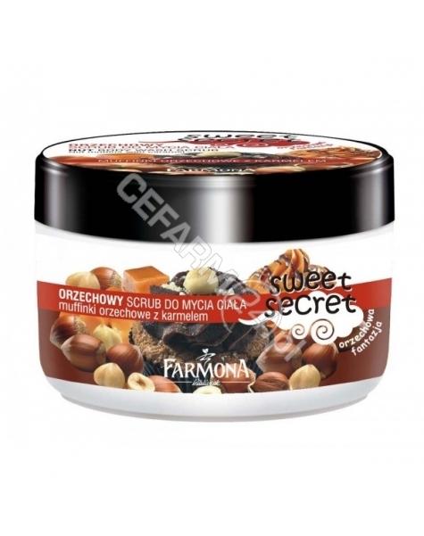 FARMONA Farmona sweet secret - orzechowy scrub do mycia ciała 225 ml
