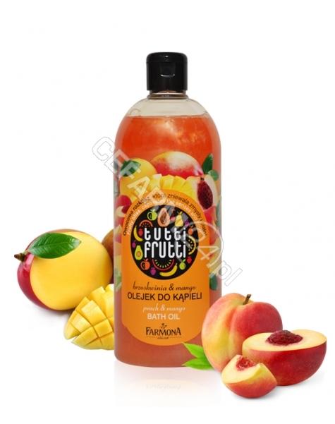 FARMONA Farmona Tutti Frutti Brzoskwinia & Mango - olejek do kąpieli 500 ml