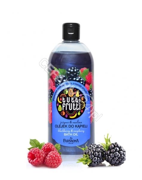FARMONA Farmona Tutti Frutti Jeżyna & Malina - olejek do kąpieli 500 ml