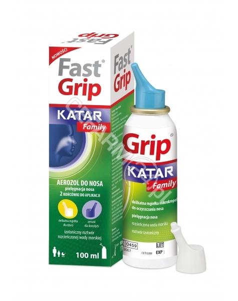 VALEANT Fastgrip katar family aerozol do nosa 100 ml