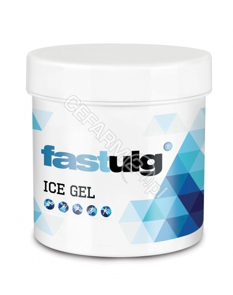 SEW & MED ME Fastulg ICE GEL żel chłodzący 250 ml