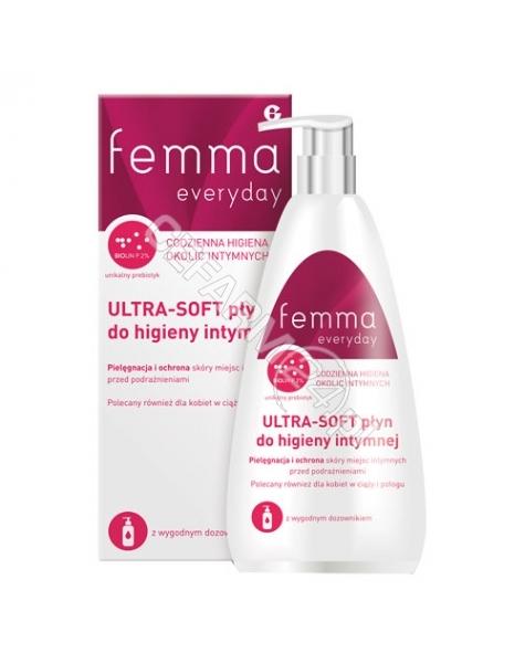 GLENMARK Femma Everyday ultra - soft płyn do higieny intymnej 150 ml
