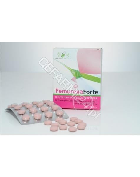 SMART FARMA Femurexa forte x 60 tabl powlekanych