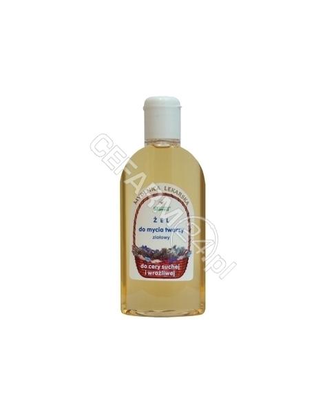 FITOMED Fitomed mydlnica lekarska ziołowy żel do mycia twarzy do cery suchej 200 ml