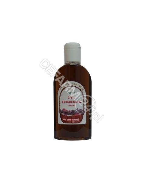 FITOMED Fitomed mydlnica lekarska ziołowy żel do mycia twarzy do cery tłustej 200 ml