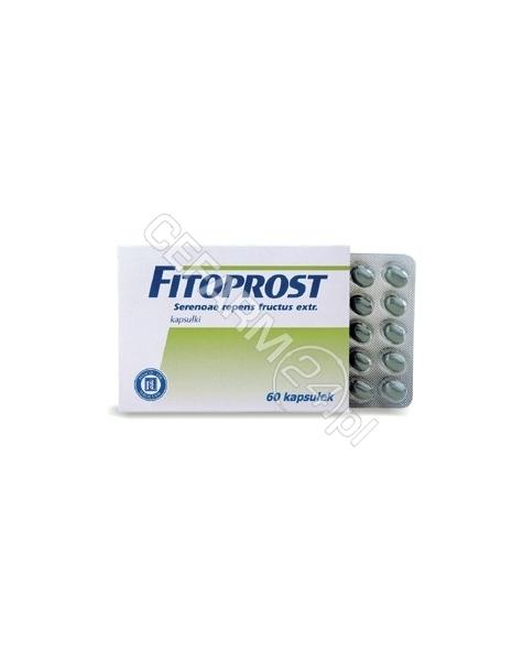 HASCO-LEK Fitoprost 160 mg x 60 kaps