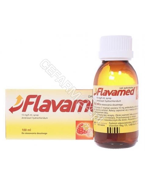 BERLIN-CHEMIE Flavamed syrop 15 mg/5 ml 100 ml