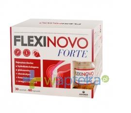 Adamed Flexinovo Forte, 30 saszetek + 60 kapsułek