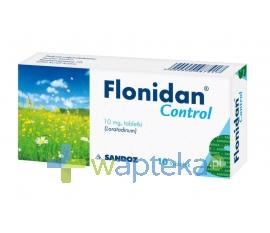 SANDOZ GMBH Flonidan Control 10 tabletek
