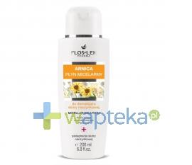 FLOS-LEK WARSZAWA FLOS-LEK ARNICA Płyn micelarny do demakijażu skóry naczynkowej 200ml