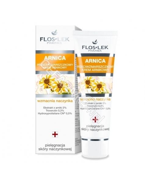 FLOS-LEK Flos-lek arnica przeciwzmarszczkowy krem arnikowy 50 ml