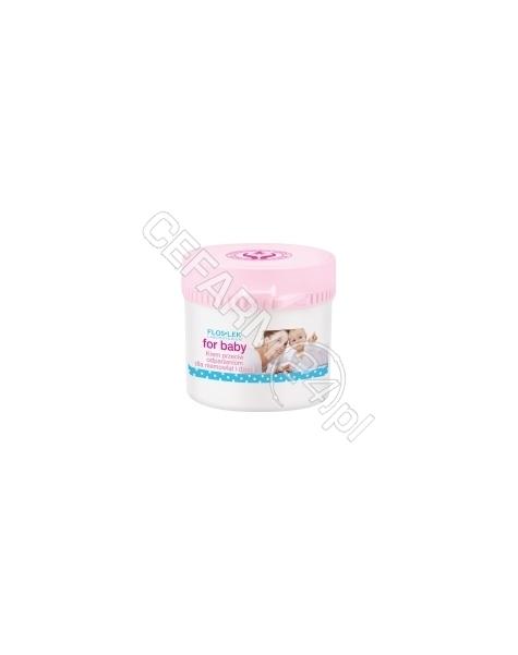 FLOS-LEK Flos-lek for baby - krem przeciw odparzeniom dla niemowląt i dzieci 50 ml