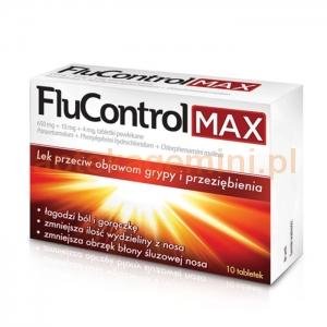 Aflofarm FluControl Max, 10 tabletek