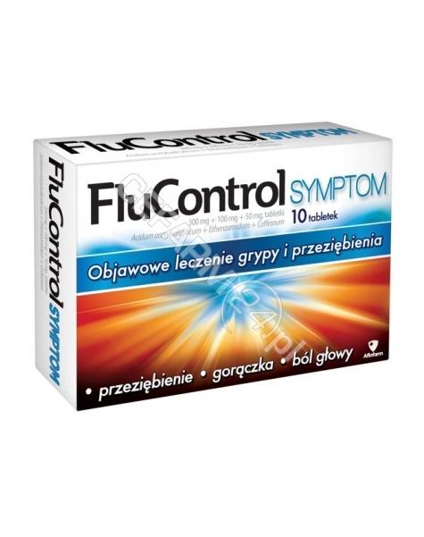 AFLOFARM Flucontrol symptom x 10 tabl