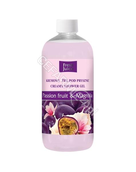 ELFA PHARM Fresh Juice kremowy żel pod prysznic Passion Fruit&Magnolia 500 ml