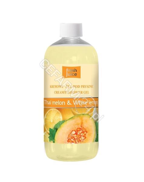 ELFA PHARM Fresh Juice kremowy żel pod prysznic Thai Melon&White Lemon 500 ml