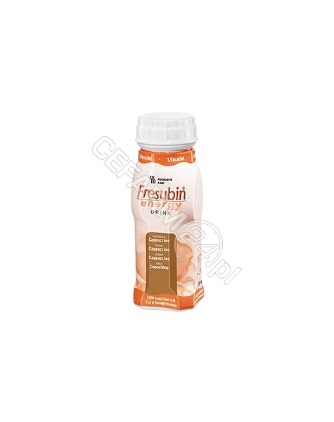 FRESENIUS KABI Fresubin energy drink czekolada 200 ml