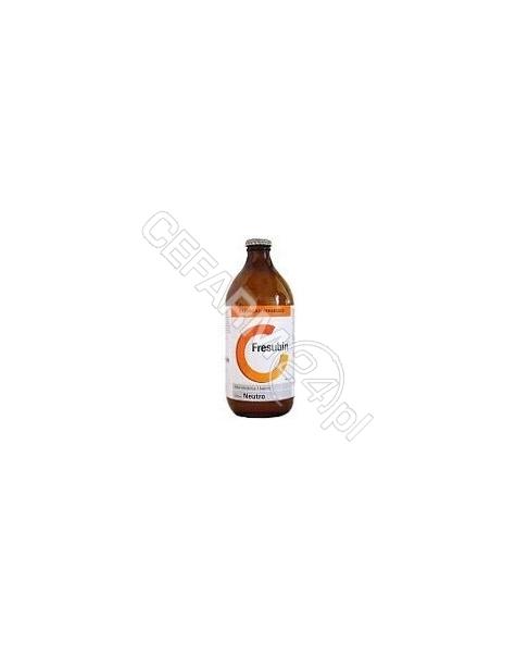 FRESENIUS KABI Fresubin original smak waniliowy 500 ml