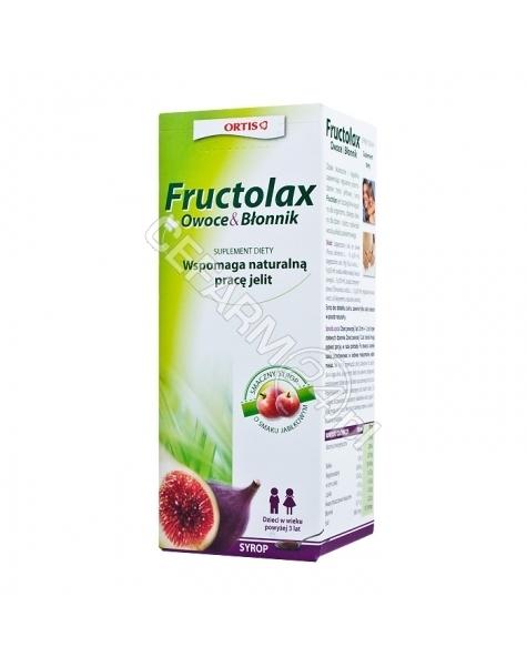 ORTIS Fructolax Kids syrop 250 ml