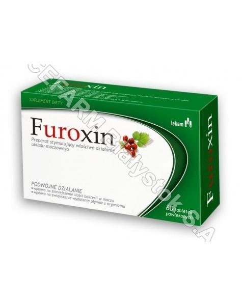 LEKAM Furoxin 630 mg x 60 tabl