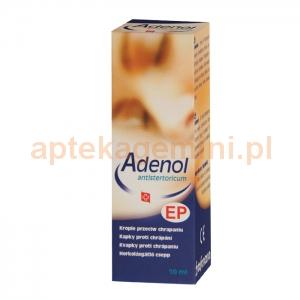 HERB-PHARMA Fytofontana Adenol, krople przeciw chrapaniu, 10ml