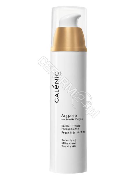 GALENIC Galenic argane liftingujący krem przywracający gęstość skóry do cery bardzo suchej 40 ml
