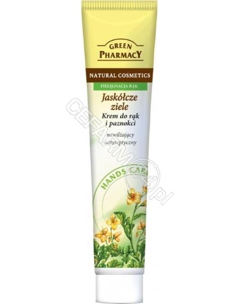 ELFA PHARM Green Pharmacy krem do rąk Jaskółcze Ziele - nawilżający, antyseptyczny 100 ml