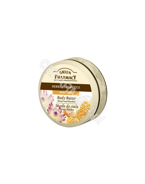 ELFA PHARM Green Pharmacy masło do ciała miód i rooibos 200 ml