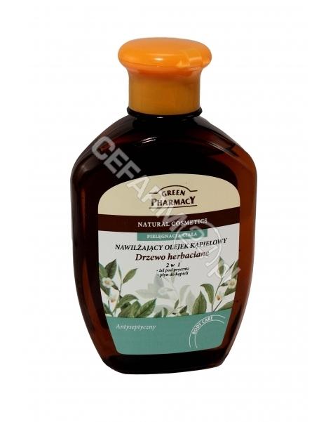 ELFA PHARM Green Pharmacy olejek do kąpieli i pod prysznic Drzewo Herbaciane 250 ml