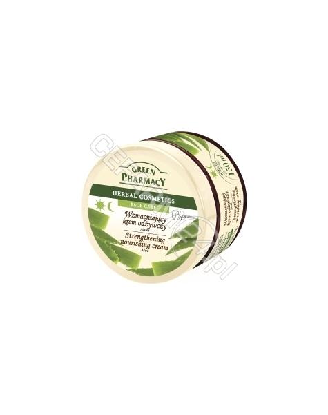 ELFA PHARM Green Pharmacy wzmacniający krem odżywczy Aloes 150 ml