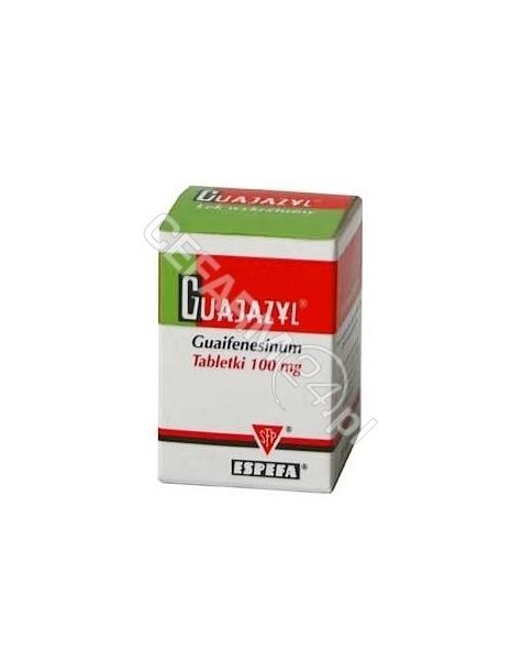 ESPEFA Guajazyl 100 mg x 50 tabl