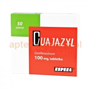 ESPEFA Guajazyl, 50 tabletek OKAZJA