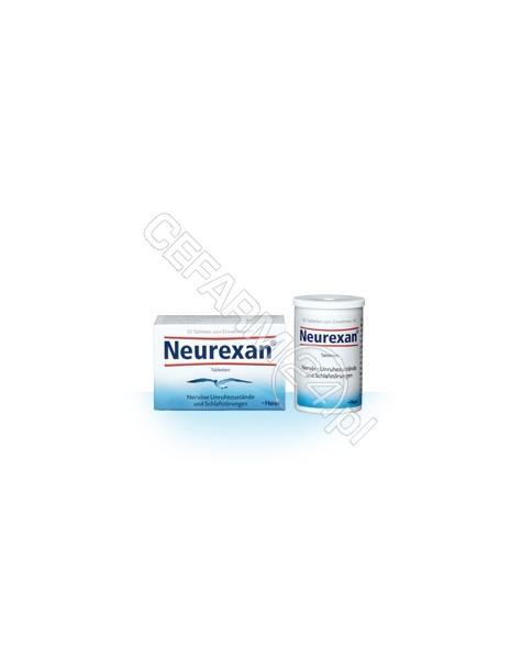 HEEL Heel neurexan x 25 tabl