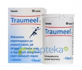 HEEL POLSKA SP. Z O.O. HEEL Traumeel S 50 tabletek