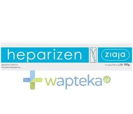 ZIAJA LTD. Z.P.L. Heparizen żel 100 g