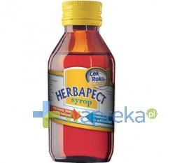 AFLOFARM FARMACJA POLSKA SP. Z O.O. Herbapect syrop bez cukru 150 ml