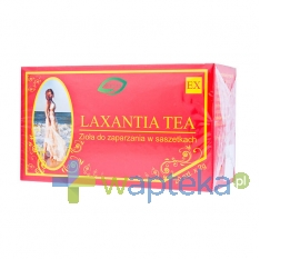ZAKŁAD PRODUKCJI ŚROD.FARM. Herbata LAXANTIA Tea zioła do zaparzania - Krótka data ważności - do 31-12-2015