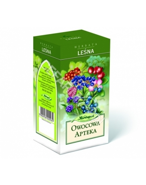 HERBAPOL LUB Herbata leśna 2,5 g x 20 sasz