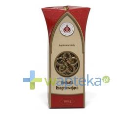 BONI FRATRES PHARMACEUTICAL SP. Z O.O. Herbata Rozgrzewająca 100g BONIFRATES