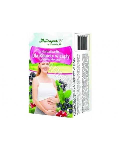 HERBAPOL KRA Herbatka dla kobiet w ciąży x 20 sasz