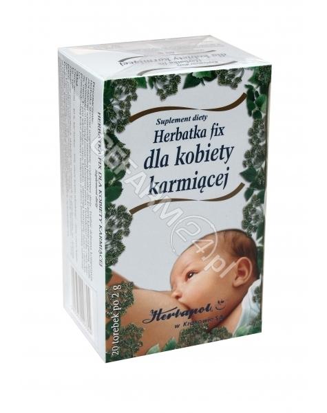 HERBAPOL KRA Herbatka dla kobiety karmiącej 2 g x 20 sasz