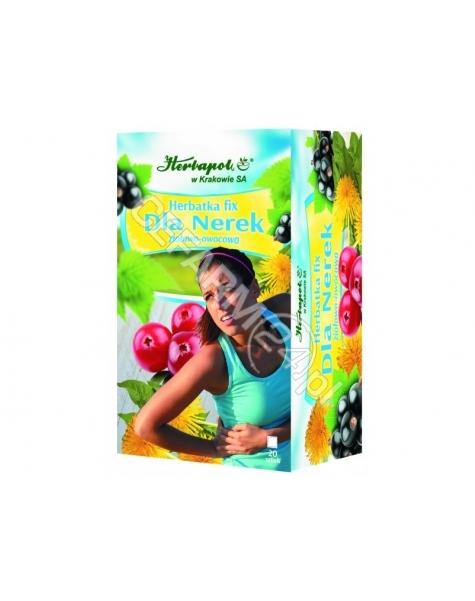 HERBAPOL KRA Herbatka dla nerek ziołowo-owocowa x 20 sasz