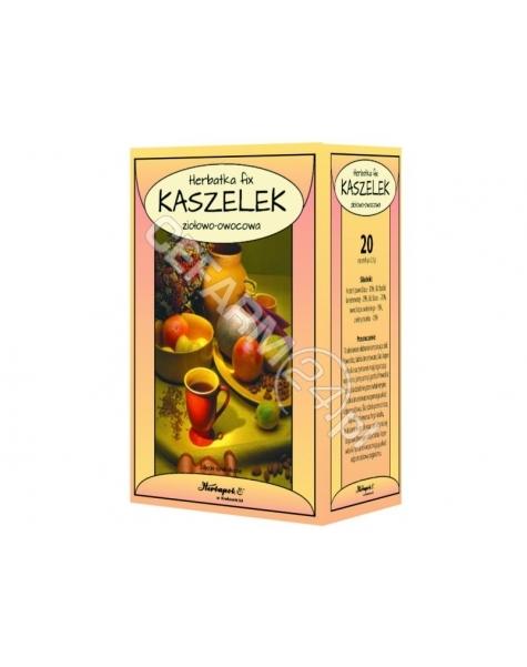 HERBAPOL KRA Herbatka kaszelek fix 2 g x 20 sasz