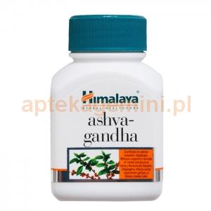 HIMALAYA HIMALAYA Ashva-gandha, 60 kapsułek
