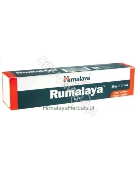 HIMALAYA Himalaya Rumalaya żel 30 g
