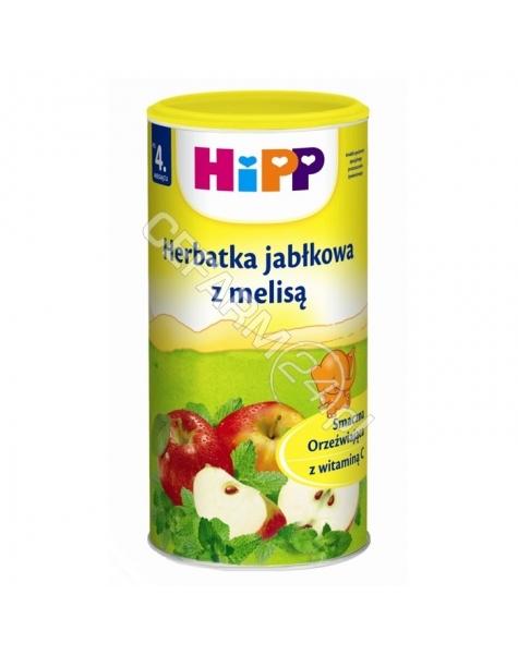 HIPP Hipp herbatka jabłkowa z melisą 200 g